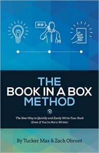 Book In a Box Method - A starting point for a non-fiction scrivener template